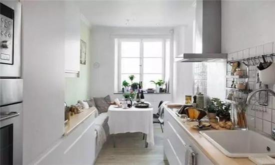 小户型餐厅这样设计,实用又小资,让你家瞬间有格调!