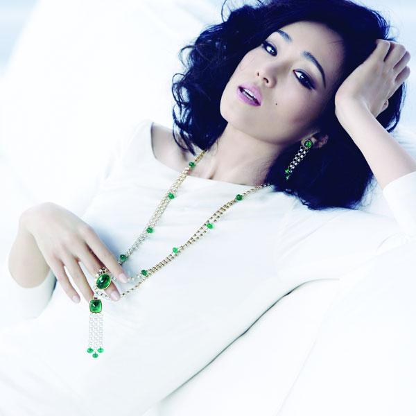 专访巩俐:珠宝更多的是欣赏而不是拥有